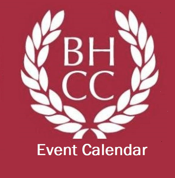 Event Calendar - What's happening at the Hill over the next few months