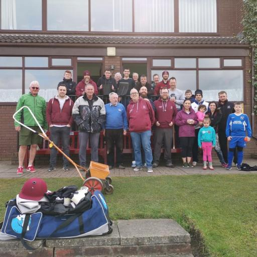 CricketForce Day - Pics