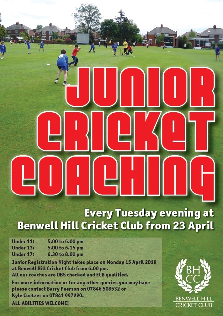 Junior Outdoor Coaching