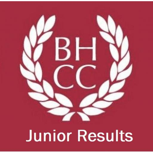 Junior Review (9-10 June) -  7 up for Bradley Wilson at Morpeth and win for U11s