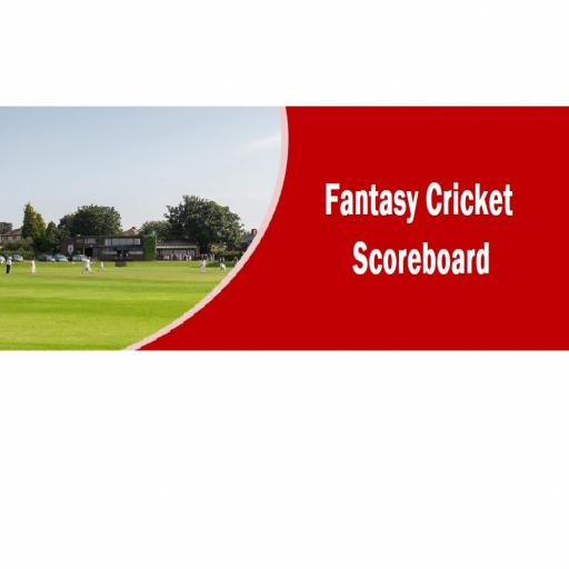 Fantasy Cricket Update : One week to go - Max tops the table from Rory, Zain Ullah leads most valuable player ratings