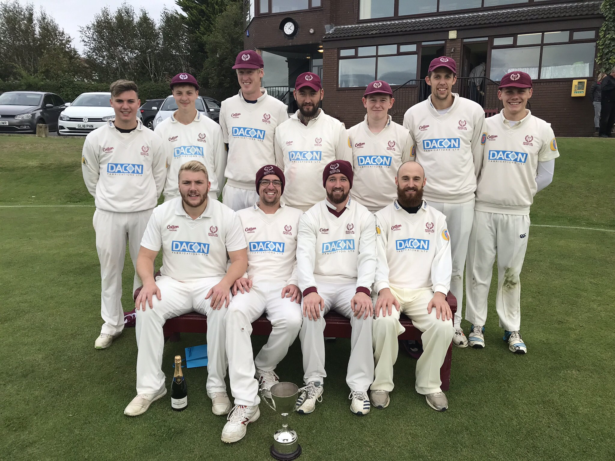 Weekend Review (14-15 Sept) : Four wins out of four on last league weekend of the season, and another Cup Triumph for the 2s
