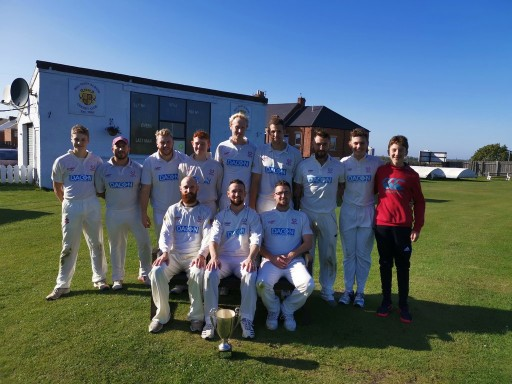 James Bell Cup success for 2nd's against Lanchester