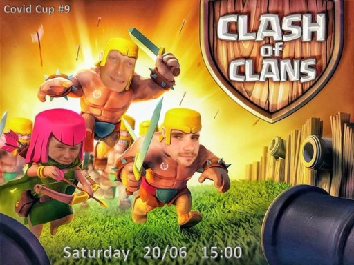 Covid Cup : Week 10 - Clash of the Clans