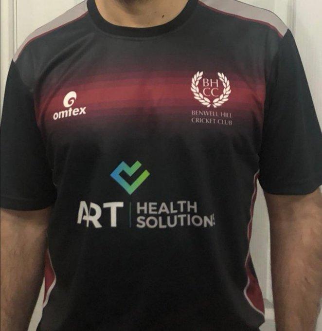 Art Health Solutions new sponsor for 2021 training gear