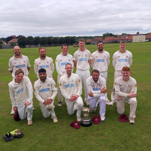 Hill win the Tyneside Charity Bowl for the 12th time thanks to another Coetzer century