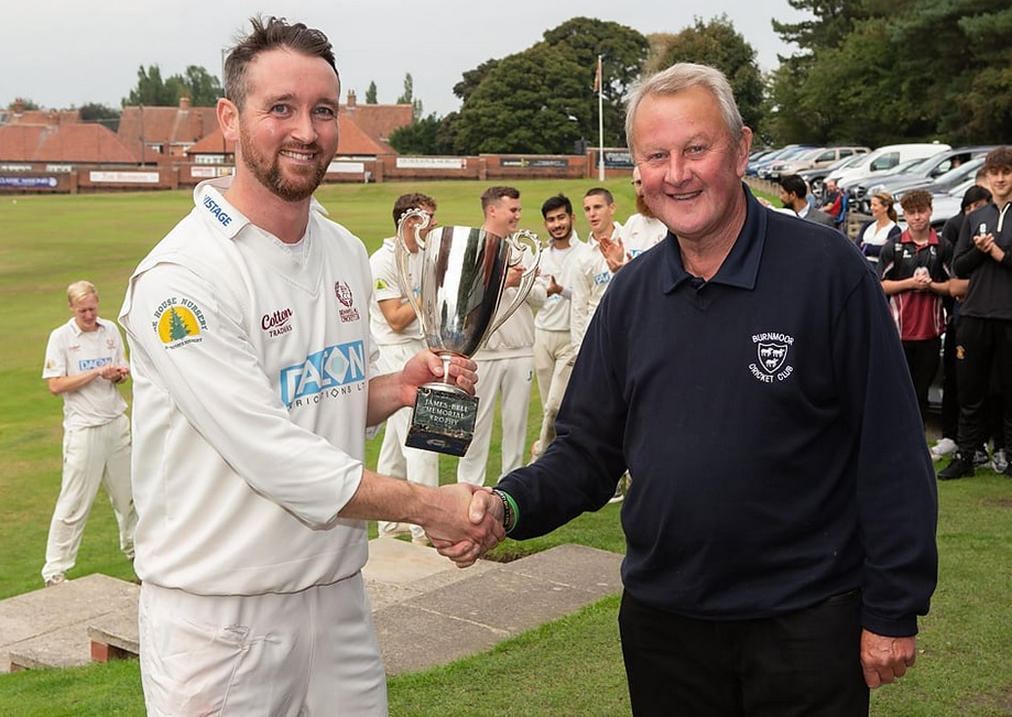Cup Captain Magnificent Andy Dawson offers his views on a fantastic few weeks  for the 2nd's